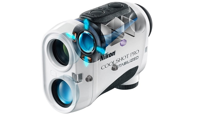 Nikon Entfernungsmesser : Nikon coolshot pro stabilized umbrail golf import ag