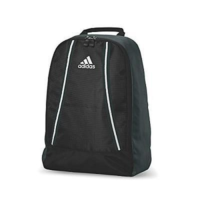 adidas Shoe Bag XIV, black/white