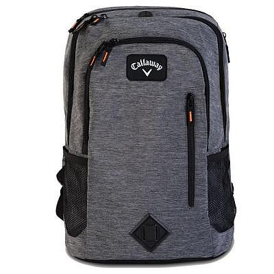 Callaway CLUBHOUSE COLL. BACKPACK Grey