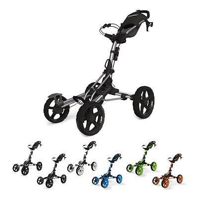clicgear 8.0 4-Wheel Trolley