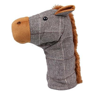 Diverse Teddy Headcover Driver Horse