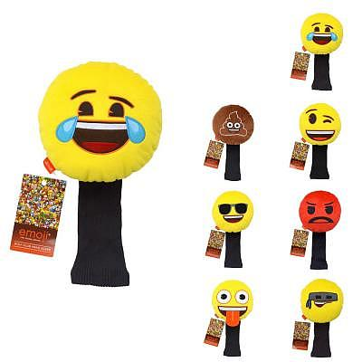 emoji Golf Headcover 460cc