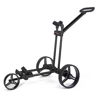 Flat Cat Push Cart 3-Rad