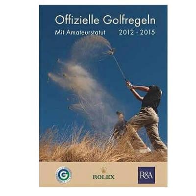 Bücher ASG/DGV Offizielle Golfregeln