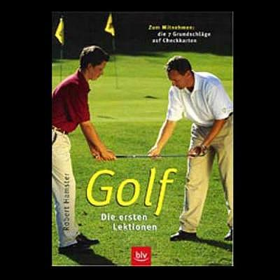 Bücher Die 1. Lektion Golf für Einstei..