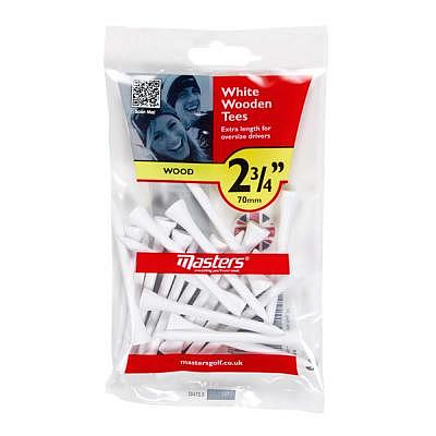 Masters (LS) 2-3/4 Tees Holz 70mm, 20 ..