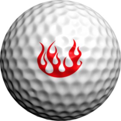 golfdotz Golfdotz Golfball Tattoo, Fla..