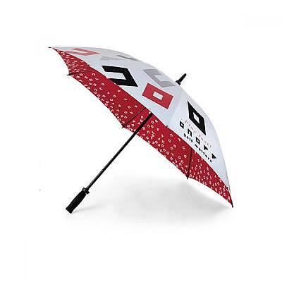 ONOFF Lady Umbrella Silver - UV-Protec..