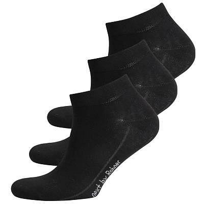 Rohner NEXT SNEAKER 3er Pack Socks