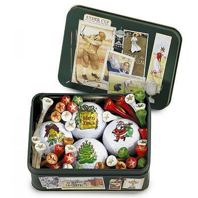 Sportiques Geschenkbox Weihnachten 4 B..