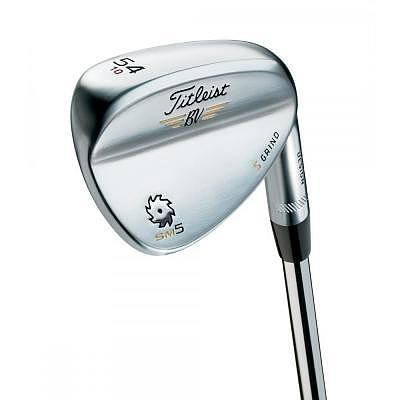 Titleist SM5 Vokey Tour Chrome Wedge D..