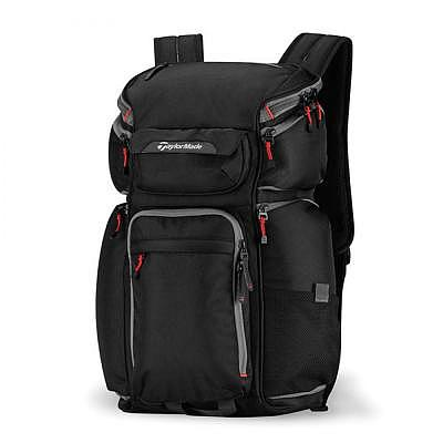 TaylorMade Players Backpack XVII, blac..