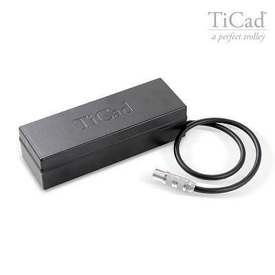 TiCad 10-poliger (LEMO) Lithium-Ionen ..