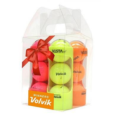 Volvik Vista iV 12er ECO-Pack, color mix