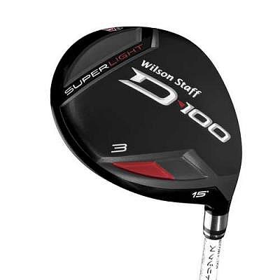 Wilson Staff D100 Superlight FW RH 7 LI