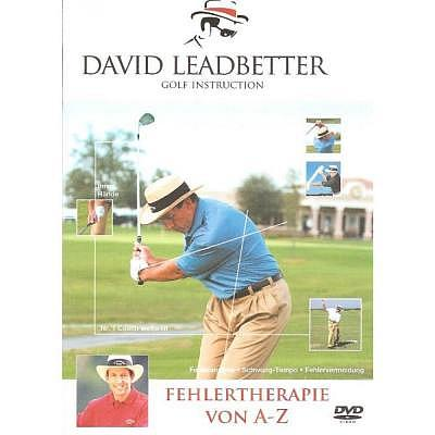 Leadbetter David DVD -  Fehler Therapi..
