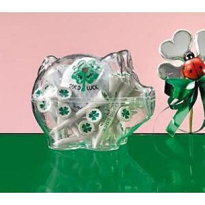 Sportiques Glücksschwein aus Plexiglas