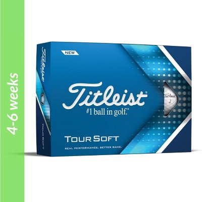 Titleist Tour Soft, personalized balls