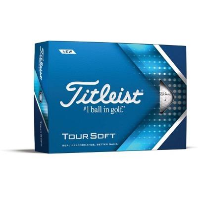 Titleist Tour Soft, personalized balls