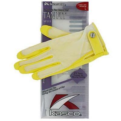 Kasco Kasco Tan Fit Handschuh Damen ye..