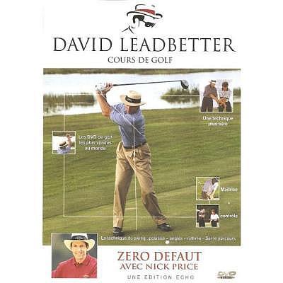 Leadbetter David DVD - Zero Defaut