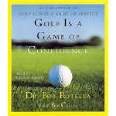 Golf Import Hörbuch: Golf is a game of..