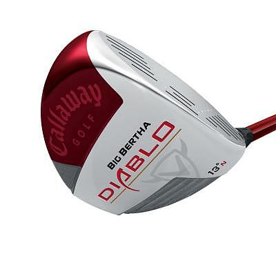 Callaway Demo Big Bertha Diablo Fairwa..