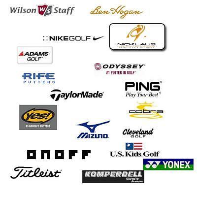Golf Import Original Marken Griffe