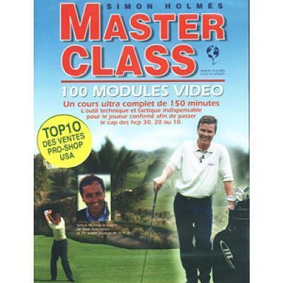 Golf Import DVD - Master Class