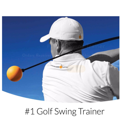 Golf Import Orange Whip Trainer