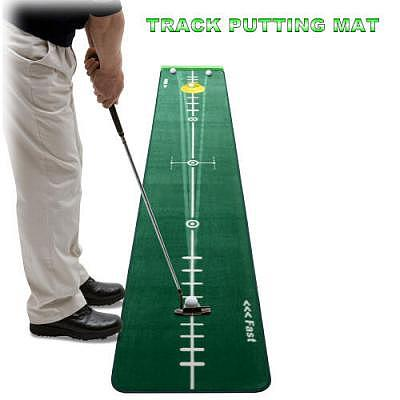 Diverse Tracking Putting Mat, 300 x 50..