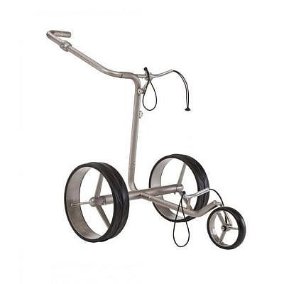 JuCad Edelstahl Junior 3-Rad ohne Antr..