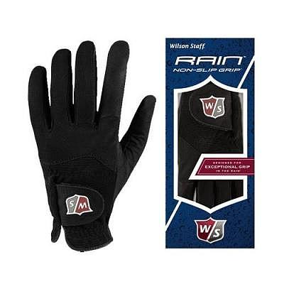 Wilson WS Rain Moisture Grip Glove Pairs
