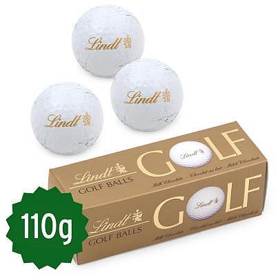 Lindt Chocolat golf balls