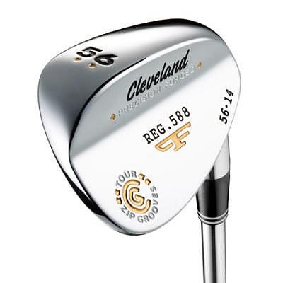 Cleveland Cleveland 588 Forged Chrome ..