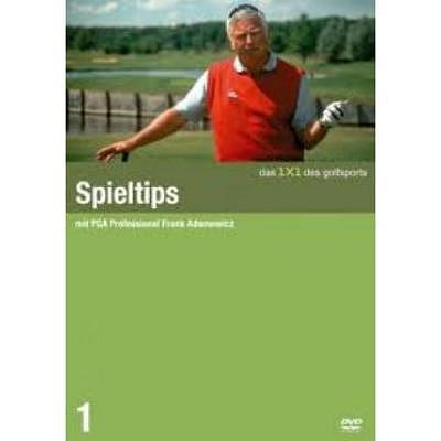 . DVD - Spieltipps, Frank Adamowicz