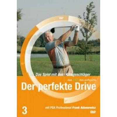 . DVD - Der perfekte Drive, Frank Adam..