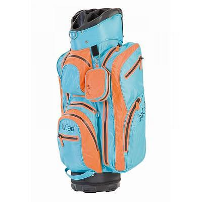 JuCad JuCad Aquastop Bag-BLAU/ORANGE