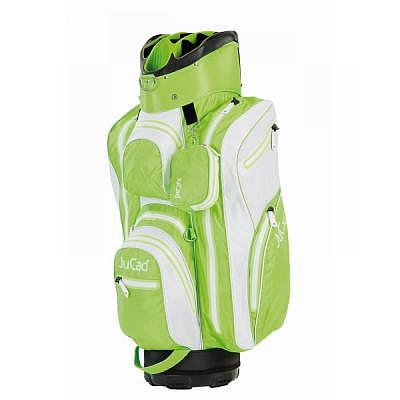 JuCad JuCad Aquastop Bag-WEISS-GRÜN