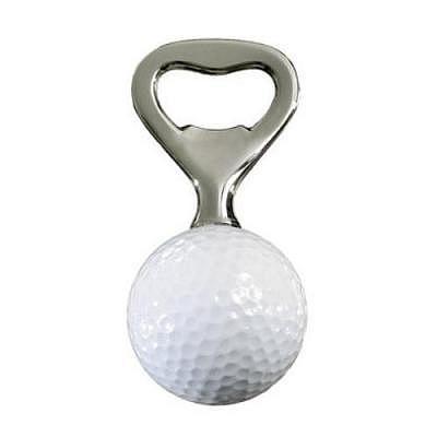 Sportiques Flaschenöffner mit Golfball