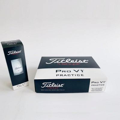 Titleist Pro V1x Balls 1DZ - Practice ..