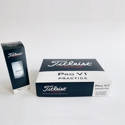 Titleist Pro V1x Balls - Practice Balls
