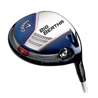 Callaway Demo Big Bertha Driverkopf