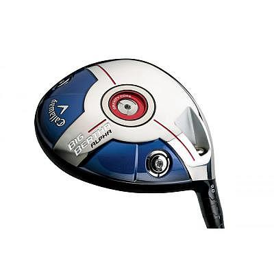 Callaway Demo Big Bertha Alpha Driver