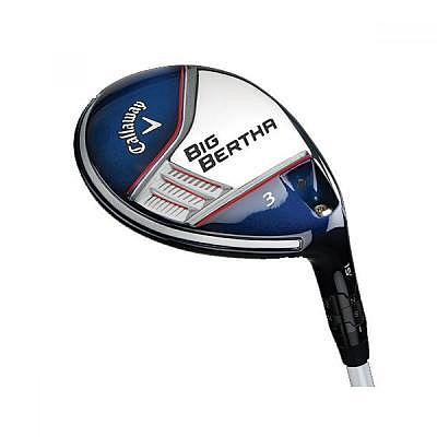 Callaway Demo Big Bertha Fairwayholz-L..