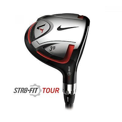 Nike Demo VR STR8-Fit Tour Fairwayholz..
