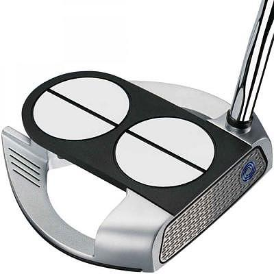 Odyssey WORKS 2-BALL FANG LINE Putter