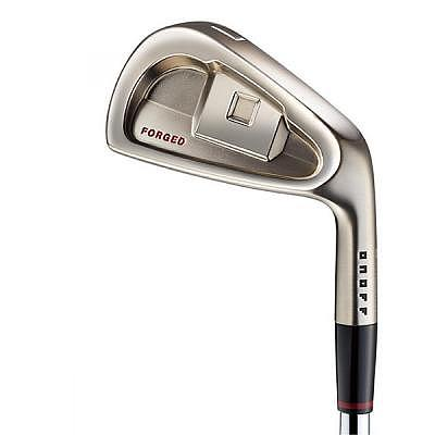 ONOFF Kuro Forged Irons Graphite