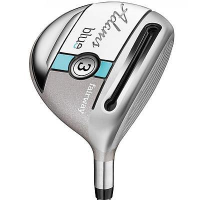 Adams Blue Fairway Wood Lady