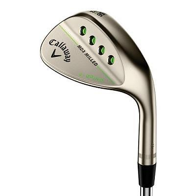 Callaway MD3 Milled Gold Wedge